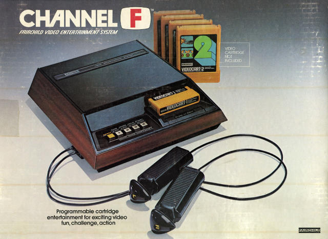Fairchild Channel F