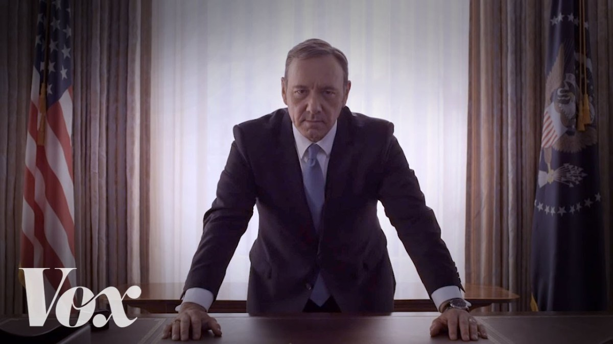 Linguists Examine the Southern Accent That Actor Kevin Spacey Affects as Frank Underwood on 'House of Cards'