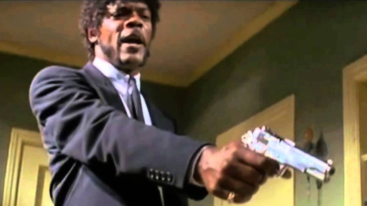 Mashup Video of a Baby Goat Who Says 'What?' & Jules Winnfield's Deadly 'Say What Again!' Scene From 'Pulp Fiction'