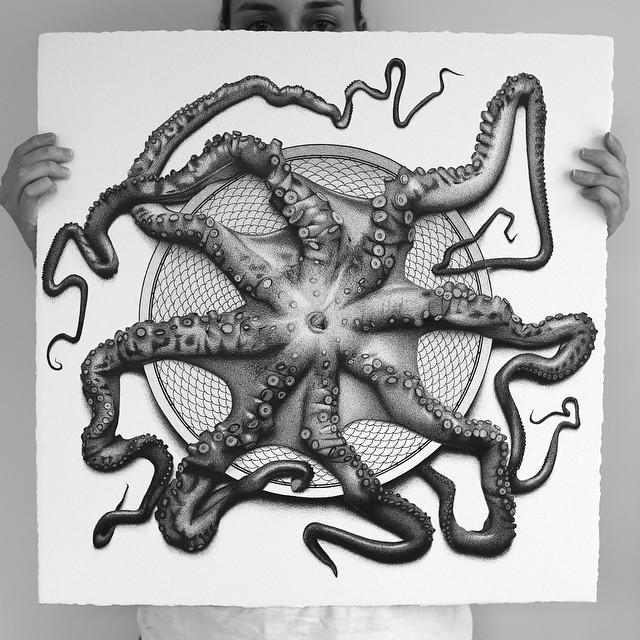 50 Foods In 50 Days Hyperrealistic Food Drawings By Cj