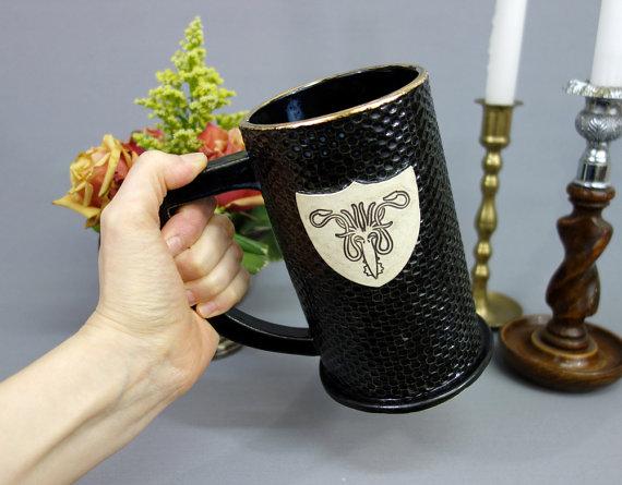 House Greyjoy Sigil Stein