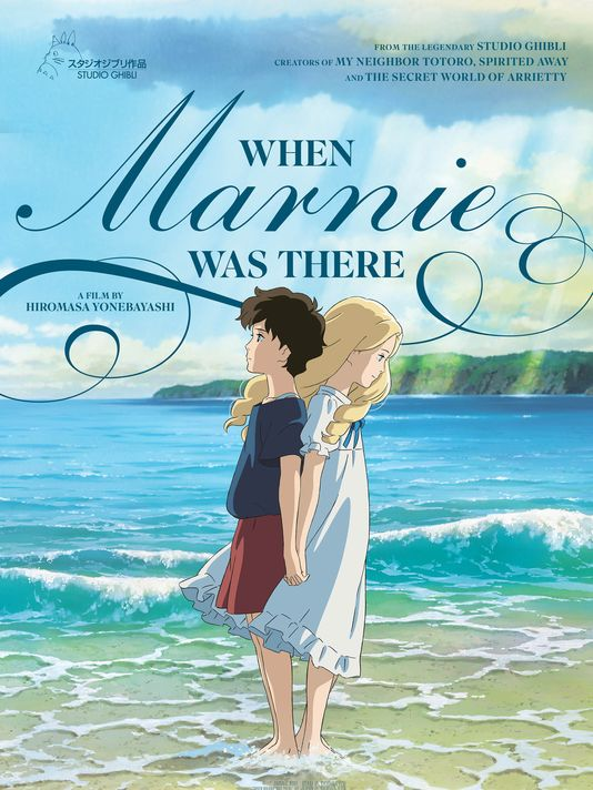 When marnie was there an animated studio ghibli film about a