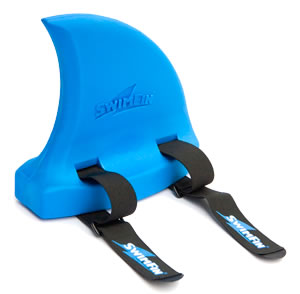 blue swimfin