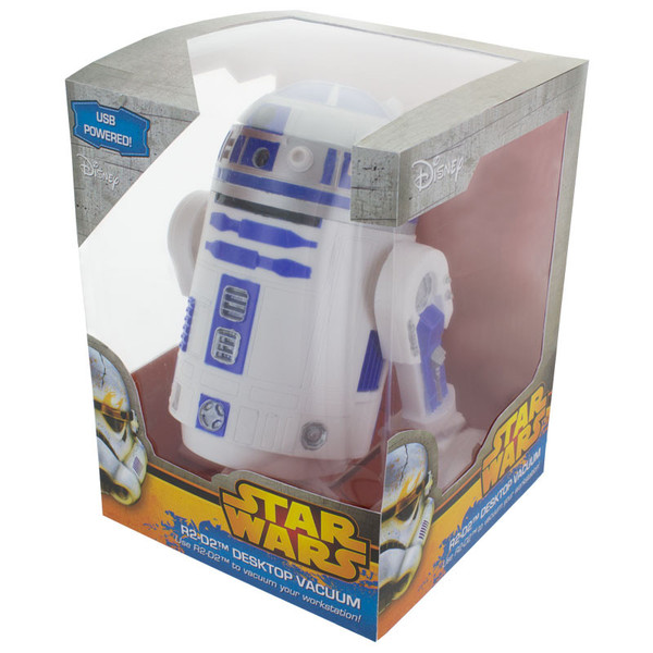 R2-D2 Desktop Vacuum Cleaner