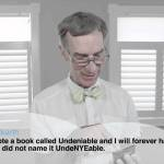 Bill Nye Reading Mean Tweets About Himself