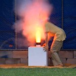 U.S. Consumer Product Safety Commission Offers Graphic Demonstrations Showing What Happens When Fireworks Go Awry