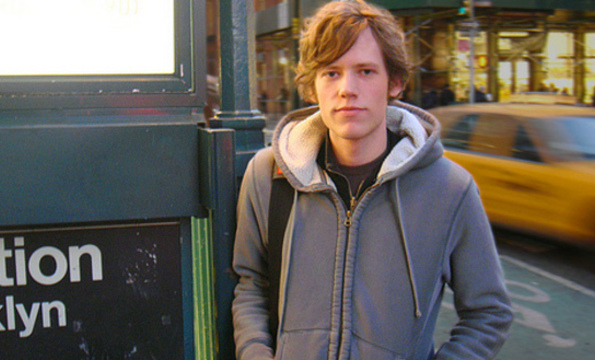 4chan founder Christopher Poole