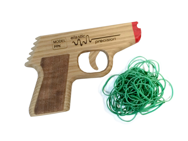 Rubber Band PPK