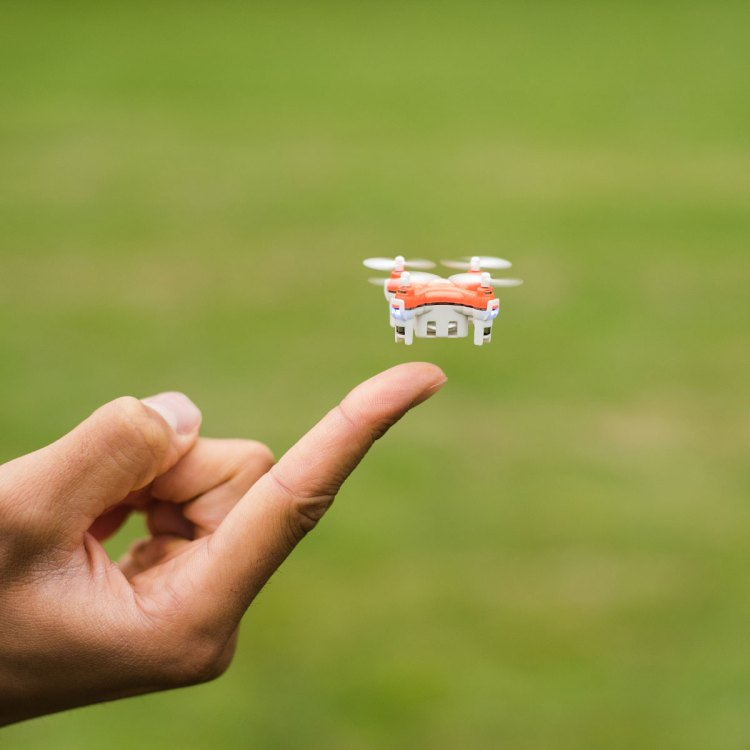 SKEYE Pico Drone and Finger