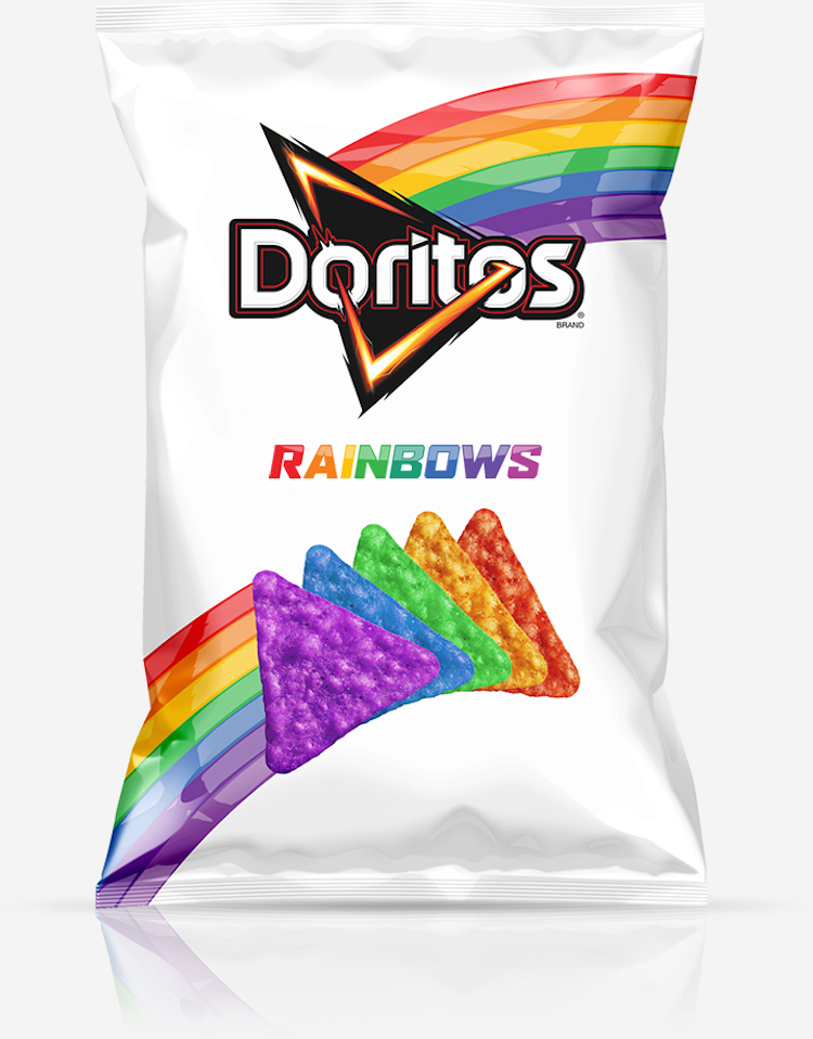 Doritos Rainbows