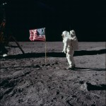Every Photograph Taken by a NASA Astronaut on the Surface of the Moon Has Been Uploaded to Flickr