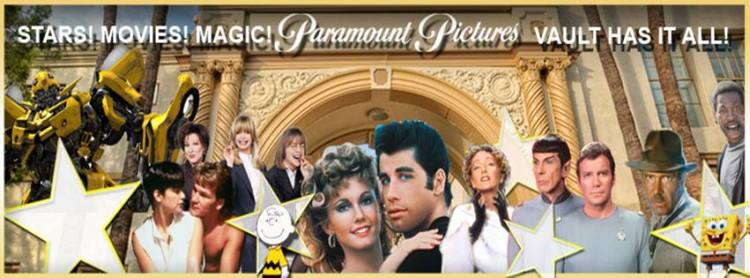 Paramount Vault