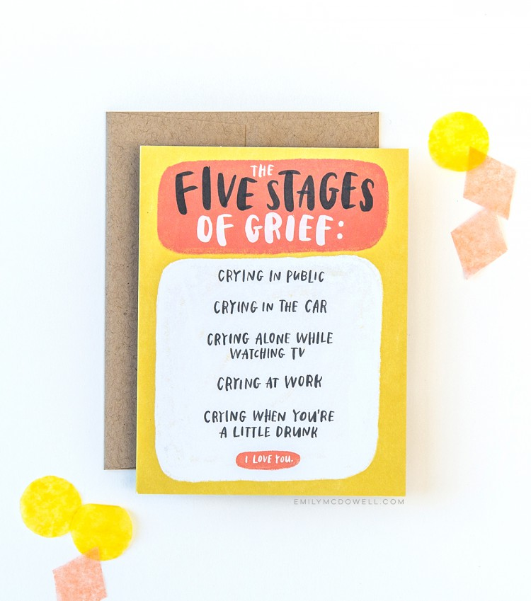 Five Stages