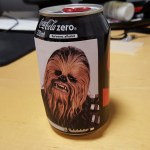 Cokebacca, A Can of Coke That Sounds Like Chewbacca When Slowly Pushed Across a Table
