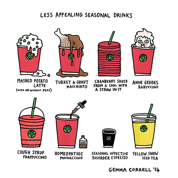 Seasonal Drinks
