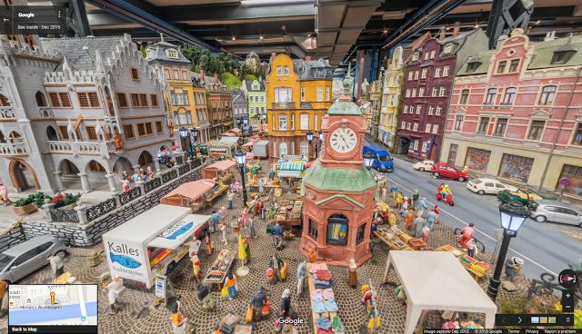 miniatur farmers market
