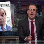A Visibly Vexed John Oliver Verbally Rails Against the Brexit Referendum Decision to Leave
