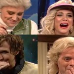 A Funny Compilation of Saturday Night Live Stars Breaking Character