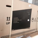 Dutch Bicycle Company Disguises Their Shipments as Flat Screen Televisions to Avoid Shipping Damage