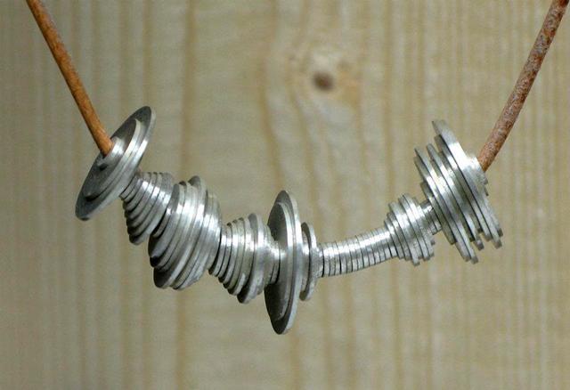 Waveform Necklace