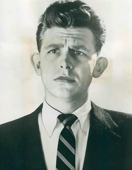 Andy Griffith 1955 (at the age of 29)