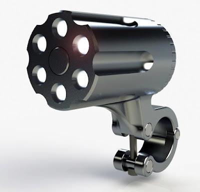 Defender bike light