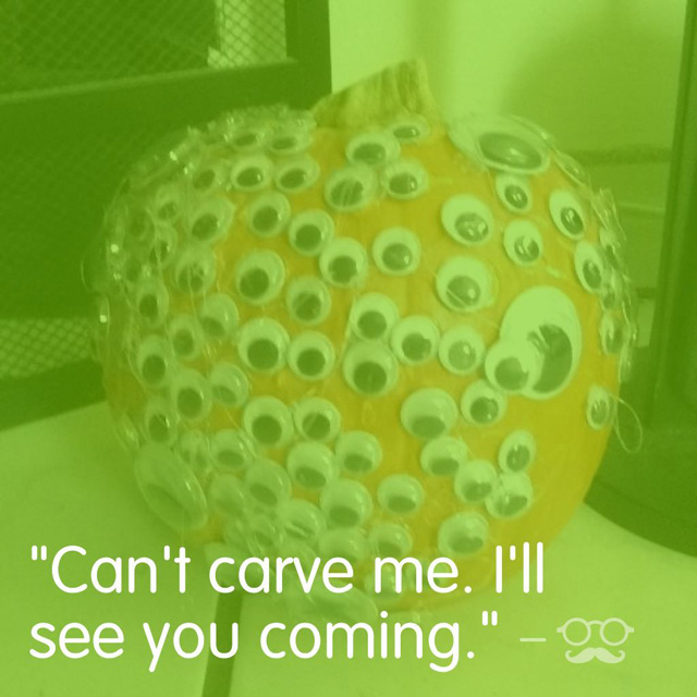 Can't Carve Me
