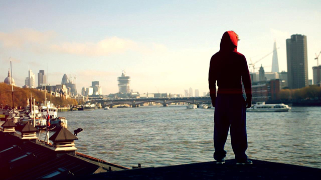 Peter Parkour - London's Spider-Man