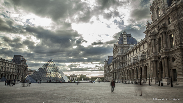 Paris In Motion (Part I) by Mayeul Akpovi