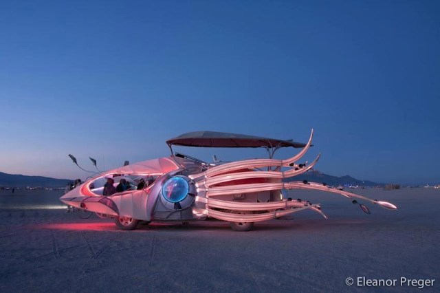 SquidCar by Ryon Gesink