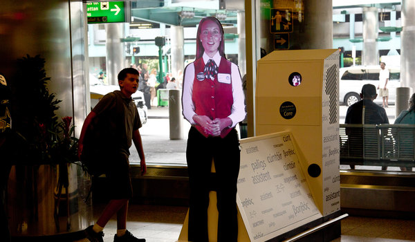 Airport Virtual Assistant