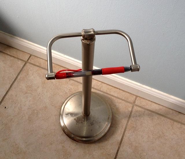 Pen Toilet