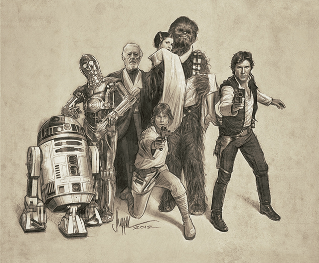 The Gang's All Here by Paul Shipper