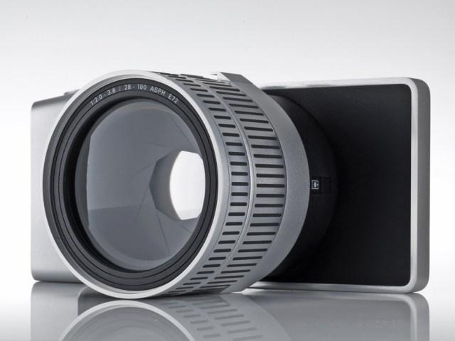 Wireless Viewfinder Interchangeable Lens
