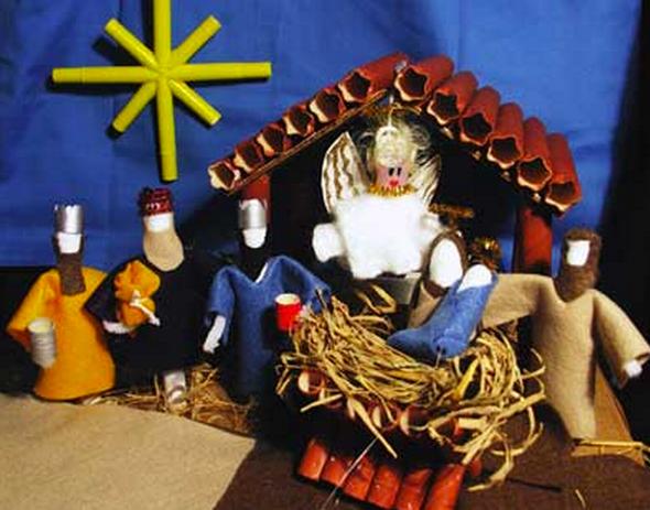 Tampon Nativity