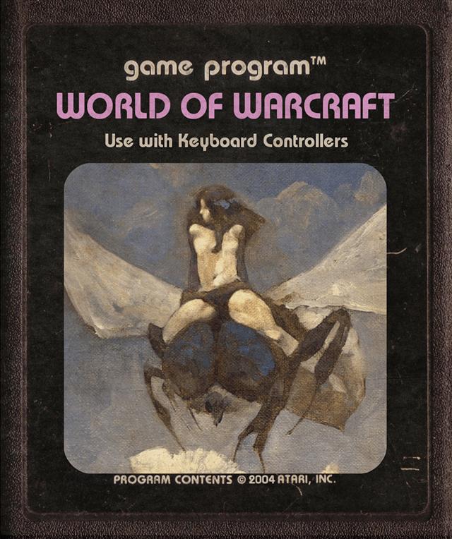 WoW Atari
