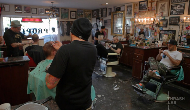 The New Wave of Barbershops by Thrash Lab