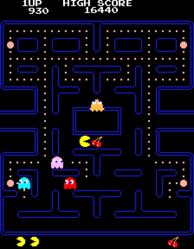 Pac-Man (1980)