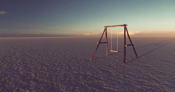 Swings: Bolivia by Jeff Waldman