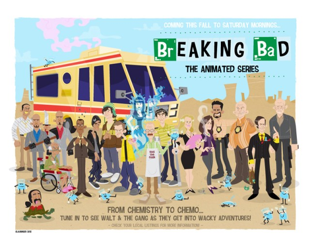 Breaking Bad: The Animated Series