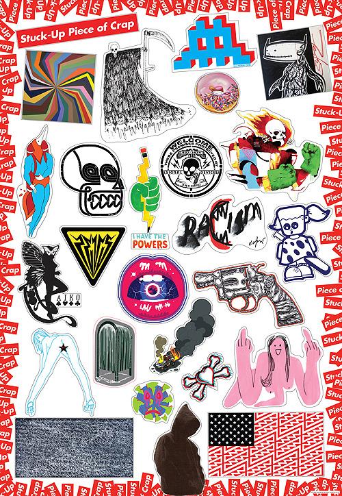 Kiss-Cut Sticker/Print
