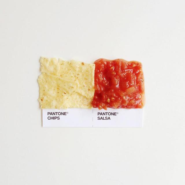 chips salsa