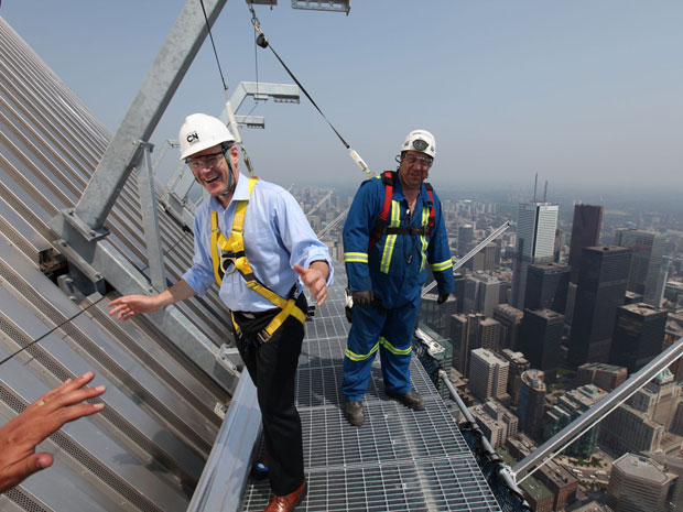 EdgeWalk at CN Tower