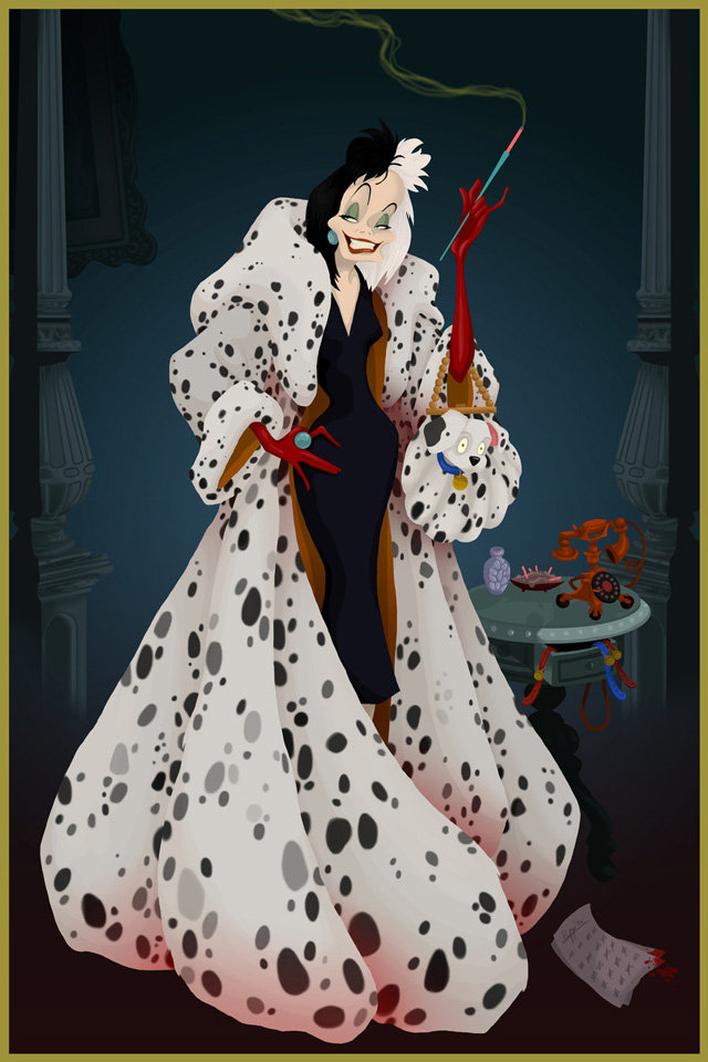 Cruella's Coat