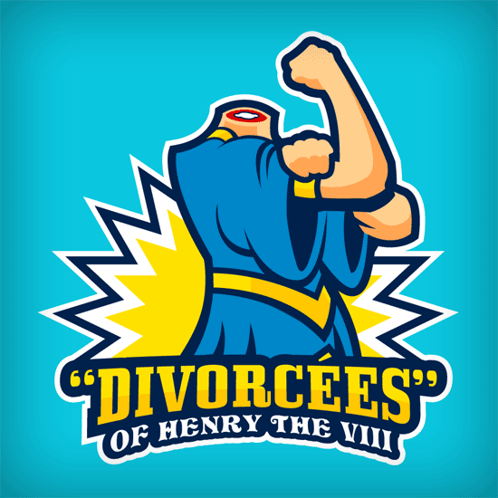 The Divorcees of Henry VIII by Jeremy Kalgreen