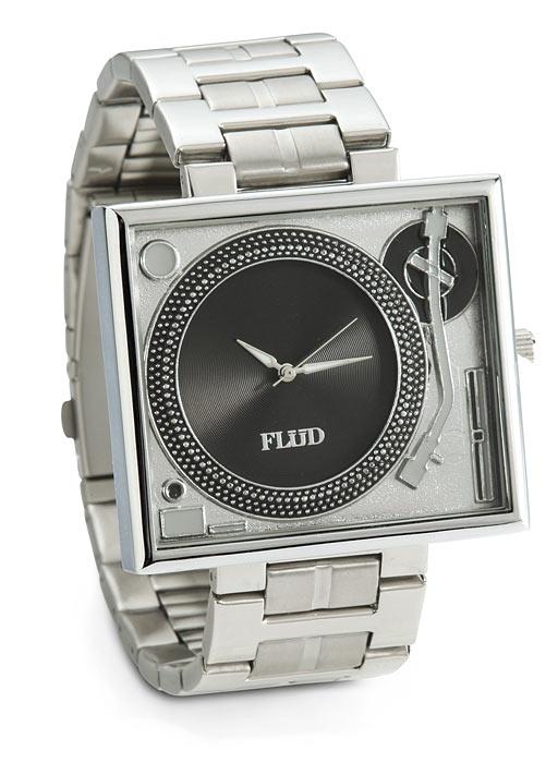 Turntable Wristwatch