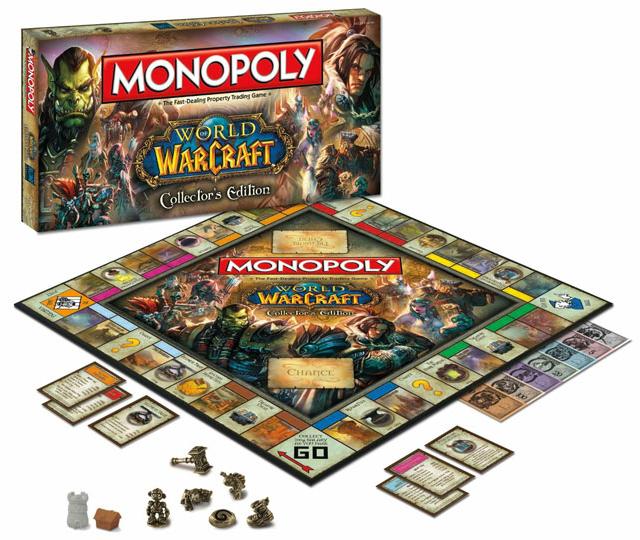 Monopoly World of Warcraft CE