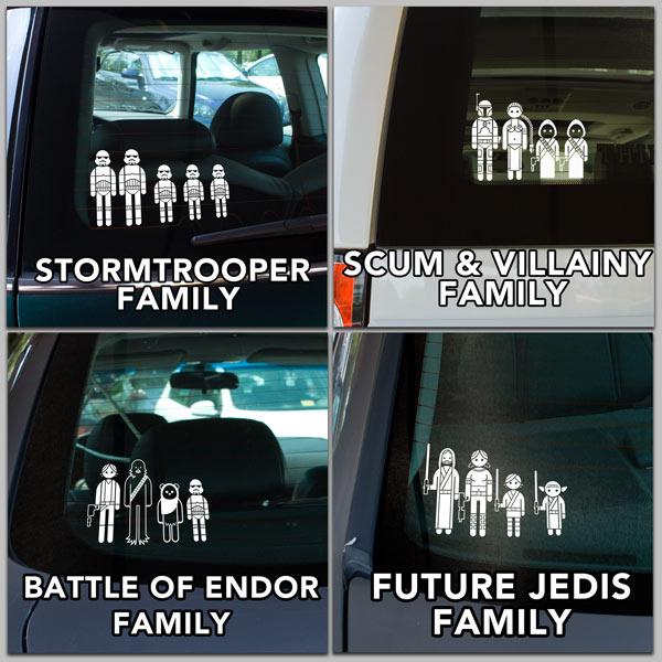 Star Wars Decals
