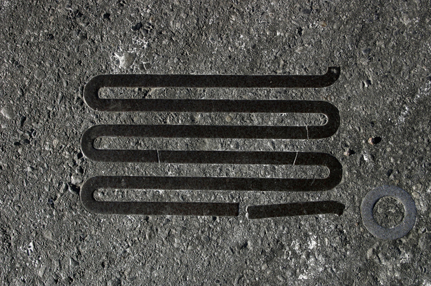 Asphalt Archeology by Mike Mission