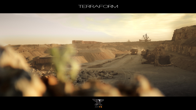 Terraform from ArtFx